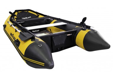 North Sea One-Colour Inflatable Boat in Yellow